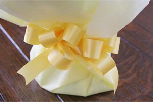 チューリップ特集 花瓶のいらない花束 デコールブーケ 送料無料 ネット通販花屋花樹有(かじゅある )