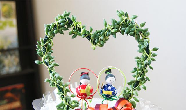 ひな祭り 春のアレンジ 花束 送料無料 ネット通販花屋花樹有(かじゅある )